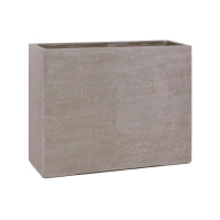 Кашпо division plus divider natural-concrete l100 w35 h80 см