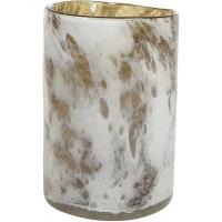 Ваза aya vase cylinder mosterd d12 h18 см