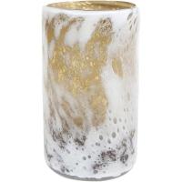 Ваза aya vase cylinder mosterd d15 h27 см