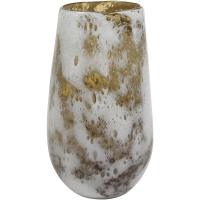 Ваза aya vase vulcan mosterd d14 h24 см