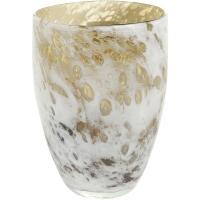 Ваза aya vase partner mosterd d14 h20 см