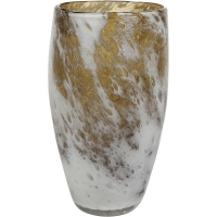 Ваза aya vase partner mosterd d16 h28 см