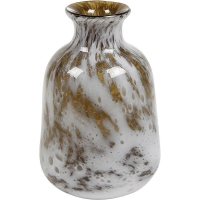 Ваза aya vase bottle mosterd d17 h26 см