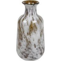 Ваза aya vase bottle mosterd d18 h36 см
