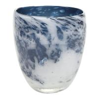 Ваза aya vase partner petrol d13 h15 см