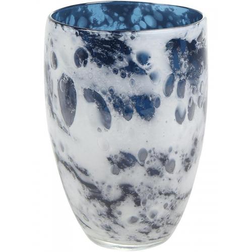 Ваза aya vase partner petrol d14 h20 см