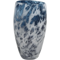 Ваза aya vase partner petrol d16 h28 см