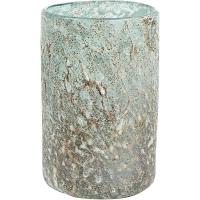 Ваза aya vase cylinder ice green d12 h18 см