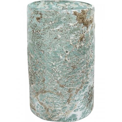 Ваза aya vase cylinder ice green d15 h27 см