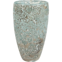 Ваза aya vase partner ice green d16 h28 см