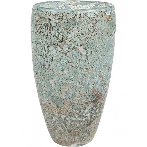 Ваза aya vase partner ice green d16 h28 см
