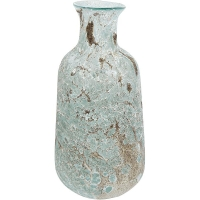 Ваза aya vase bottle ice green d18 h36 см