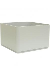 Кашпо sauerland / basic square high shine / mat ral: l40 w40 h25 см