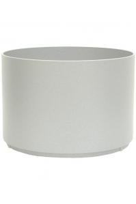 Кашпо sauerland / basic round high shine / mat ral: d37 h25 см
