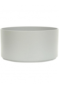 Кашпо sauerland / basic round high shine / mat ral: d50 h25 см