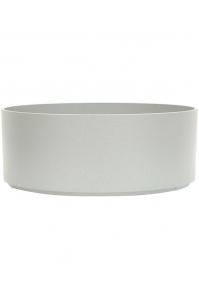 Кашпо sauerland / basic round high shine / mat ral: d70 h23 см