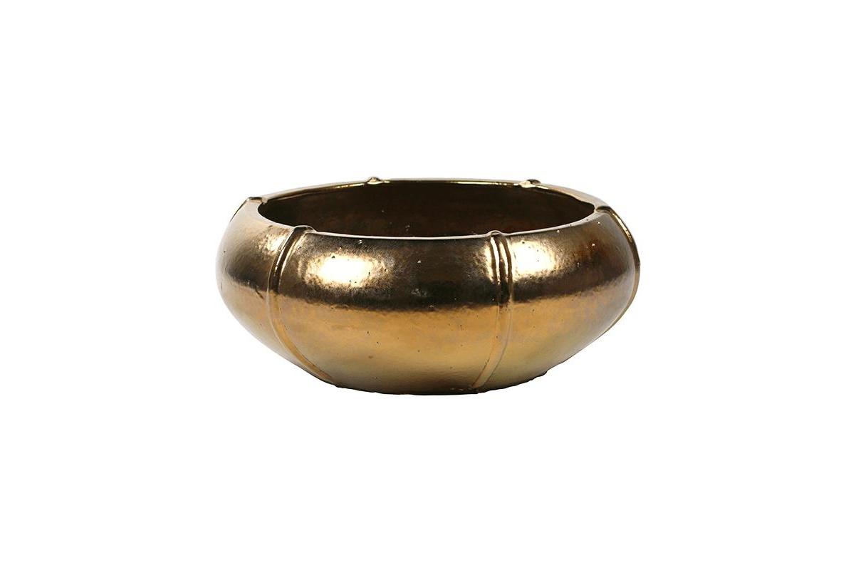 Кашпо goud bowl (moda) d76 h29 см