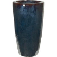 Кашпо metal glaze partner d36 h70 см