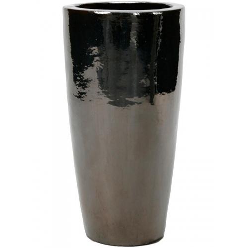 Кашпо metal glaze partner d46 h90 см