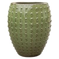 Кашпо laos emperor green d54 h67 см