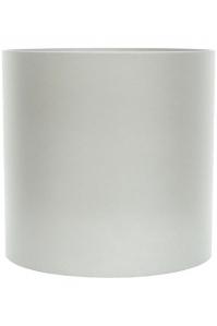 Кашпо elegance / basic round high shine / mat ral: d37 h37 см