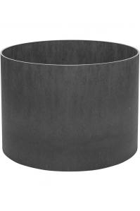 Кашпо elegance / basic round high shine / mat ral: d60 h44 см