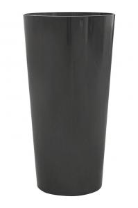 Кашпо express gloss anthracite d38 h73 см