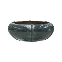 Кашпо ocean blue bowl (moda) d76 h29 см