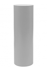 Пьедестал deco synthetic high shine ral 7044 d37 h111 см
