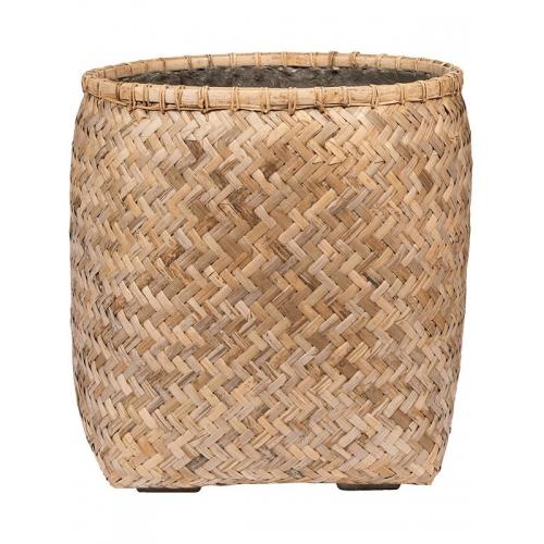 Кашпо bohemian zayn bamboo m d55 h60 см