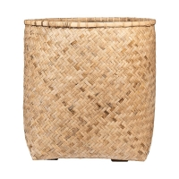 Кашпо bohemian zayn bamboo xl d75 h80 см