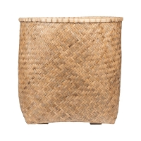 Кашпо bohemian zayn bamboo xxl d90 h90 см