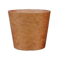 Кашпо rough mini bucket s metallic copper d14 h12 см