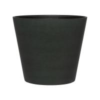 Кашпо refined bucket m pine green d58 h50 см