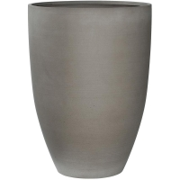 Кашпо refined ben xl clouded grey d52 h72 см