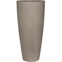 Кашпо refined dax xl clouded grey d47 h99 см
