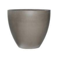 Кашпо refined jesslyn l clouded grey d70 h61 см