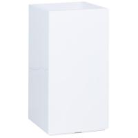 Кашпо premium classic white (straight) l42 w42 h75 см