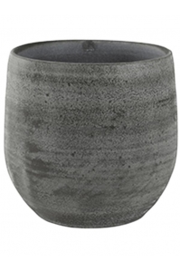 Кашпо indoor pottery pot esra mystic grey (per 6 pcs.) d15 h13 см