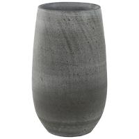 Кашпо indoor pottery pot esra mystic grey (per 2 pcs.) d20 h35 см