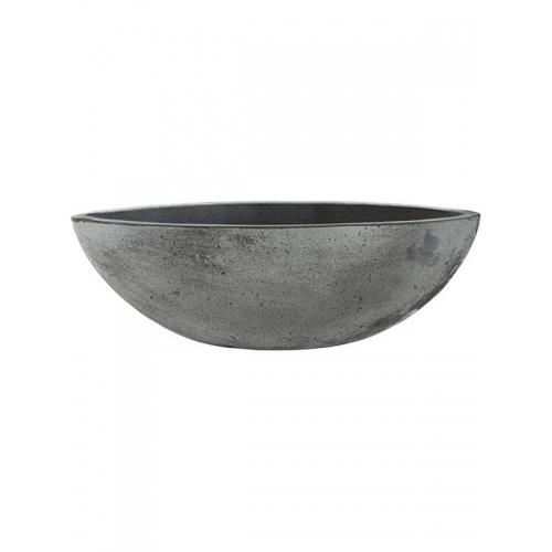 Блюдо indoor pottery esra mystic grey (per 4 pcs.) l35 w12 h12 см