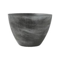 Кашпо indoor pottery planter esra green (per 2 pcs.) l33 w16 h25 см
