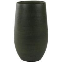 Кашпо indoor pottery pot high esra green (per 2 pcs.) d20 h35 см
