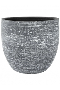 Кашпо indoor pottery pot karlijn anthracite d32 h29 см