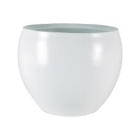 Кашпо indoor pottery pot cresta pure white (per 6 pcs.) d17 h13 см