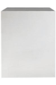 Пьедестал superline colonne l45 w45 h60 см