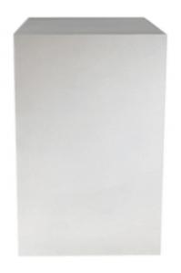 Пьедестал superline colonne l45 w45 h80 см