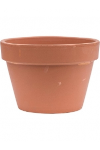 Кашпо terra cotta flowerpot d21 h15 см
