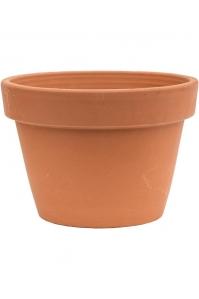 Кашпо terra cotta flowerpot d23 h16 см