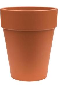 Кашпо terra cotta flowerpot d31 h34 см